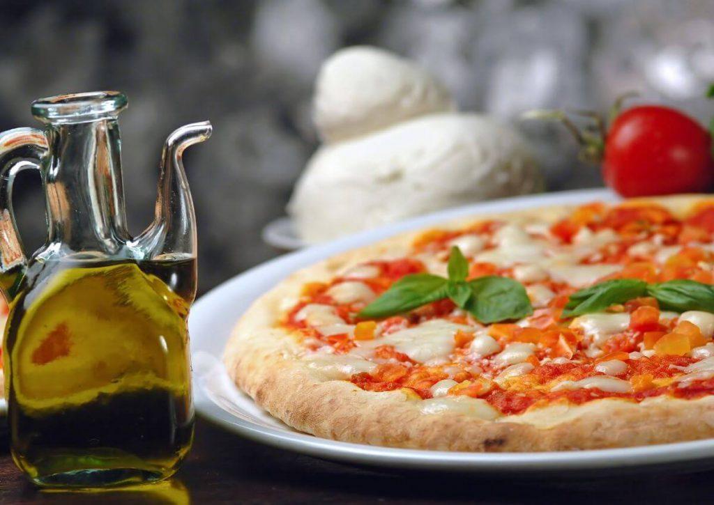 מתכון לפיצה מוצרלה